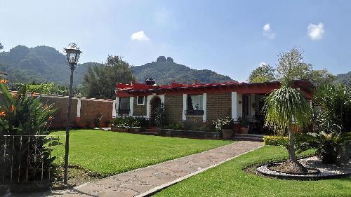 Casa Venta en La presa, Tepoztlan  Morelos