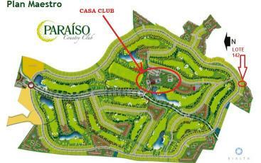 Terreno Venta en Club de golf Paraíso, Emiliano Zapata  Morelos