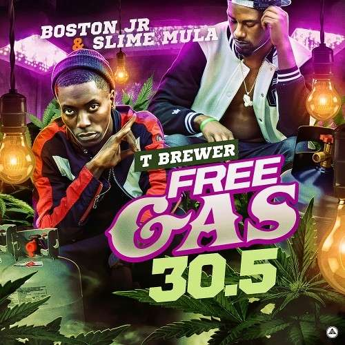 Various Artists - Free Gas 30.5