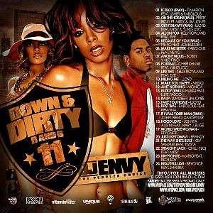 Various Artists - Down & Dirty R&B, Pt. 11
