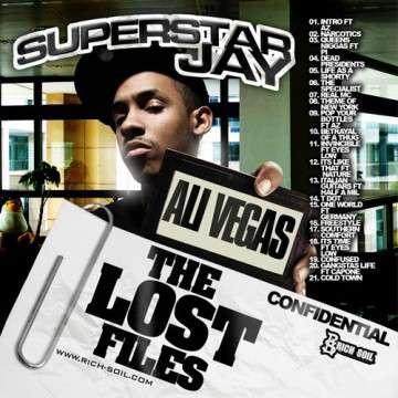 Ali Vegas - The Lost Files
