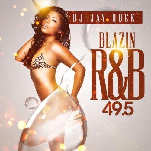 Various Artists - Blazin R&B 49.5