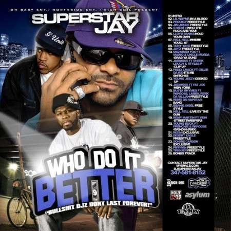 Various Artists - Who Do It Better
