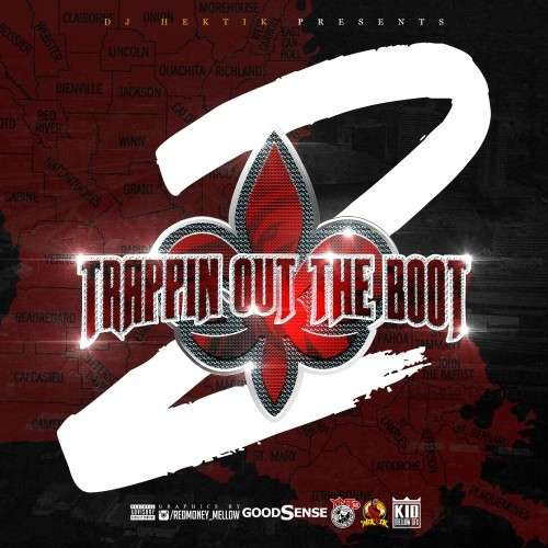 Various Artists - Trappin Out The Boot 2