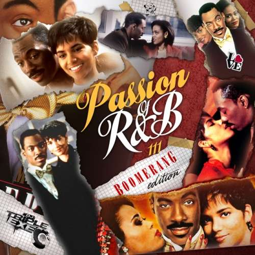 Various Artists - The Passion Of R&B 111