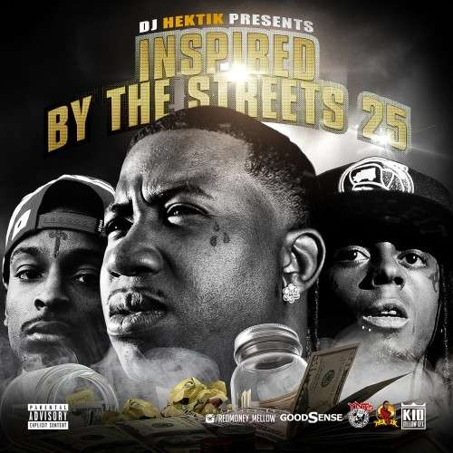 Various Artists - Inspired By The Streets 25