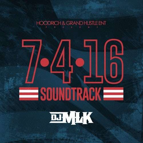 Various Artists - July 4th Soundtrack