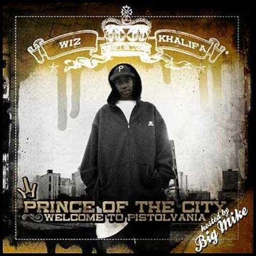 Wiz Khalifa - Prince Of The City: Welcome To Pistolvania