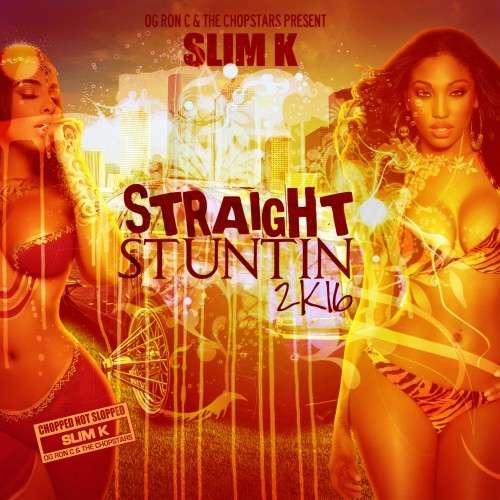 Various Artists - Straight Stuntin 2K16