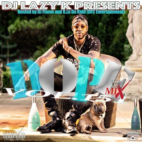 Dope Mix 151 - DJ Lazy K