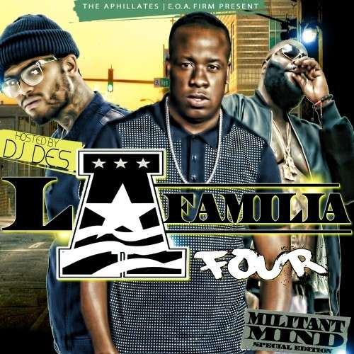Various Artists - La Familia 4 The Aphilliates