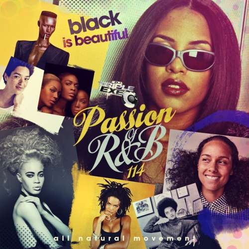 Various Artists - Passion Of R&B 114