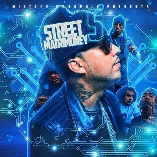 Street Matrimoney 5 - DJ S.R., Mixtape Monopoly