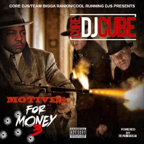 Various Artists - Motives For Money 3