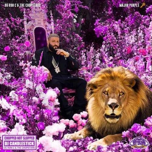 DJ Khaled - Major Purple Key