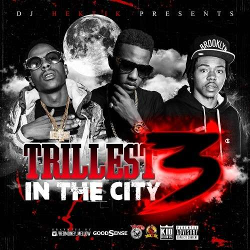 Various Artists - Trillest In The City 3