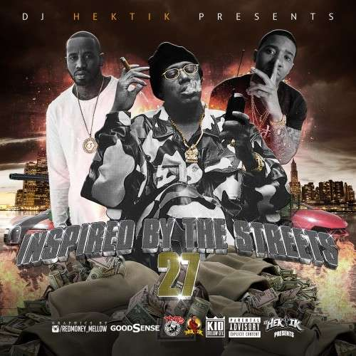 Various Artists - Inspired By The Streets 27