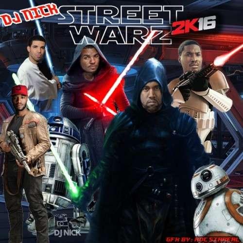 Various Artists - Street Warz 2K16