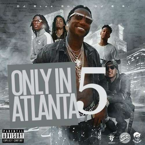 Various Artists - Only In Atlanta 5