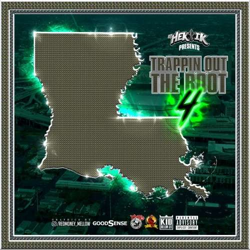 Various Artists - Trappin Out The Boot 4