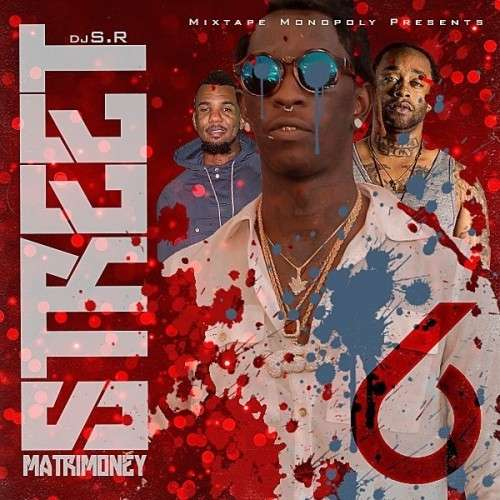 Various Artists - Street Matrimoney 6 (A3C Edition)