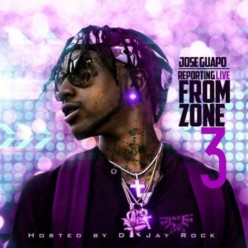 Jose Guapo - Reporting Live From Zone 3