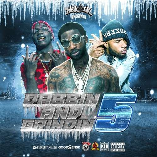 Various Artists - Dabbin And Grindin 5