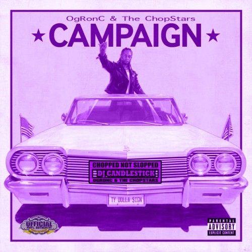 Purple Campaign - Ty Dolla $ign (DJ Candlestick, OG Ron C, Chopstars)