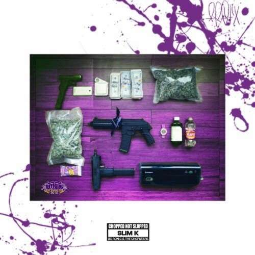 Maxo Kream - Purple Persona Tape