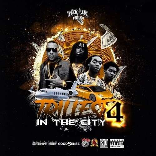 Various Artists - Trillest In The City 4