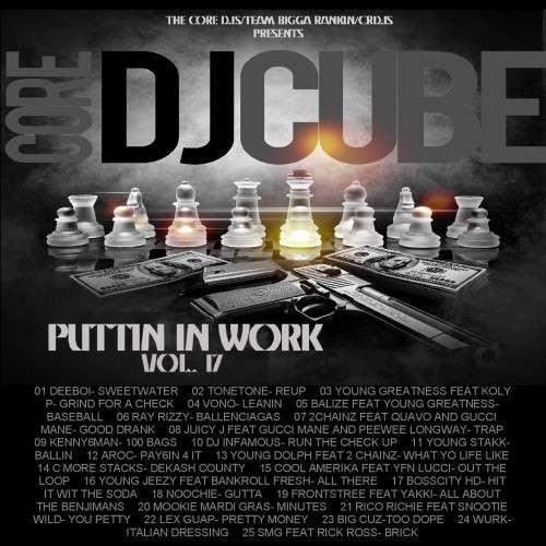 Various Artists - Puttin In Work 17