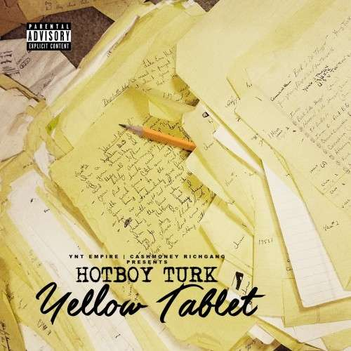 Hot Boy Turk - Yellow Tablet