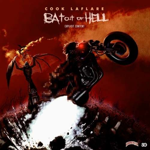 Cook LaFlare - Bat Out Of Hell