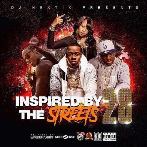 Various Artists - Inspired By The Streets 28
