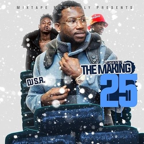 History In The Making 25 (Stoners Edition) - DJ S.R., Mixtape Monopoly