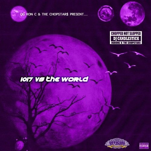 Gucci Mane & Lil Uzi Vert 1017 Vs The World (Chopped Not Slopped)