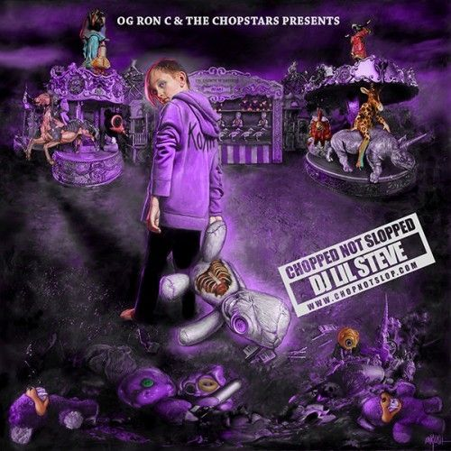 Korn The Serenity Of Suffering (Chopped Not Slopped)