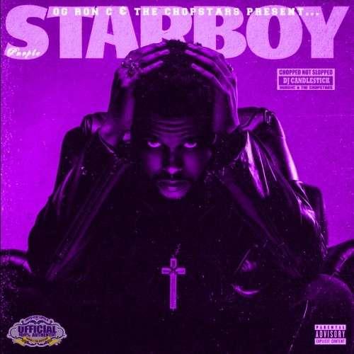 The Weeknd - Purple Starboy