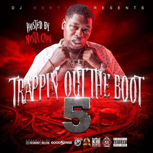 Various Artists - Trappin Out The Boot 5