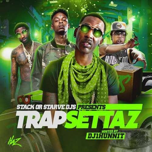 Various Artists - Trapsettaz