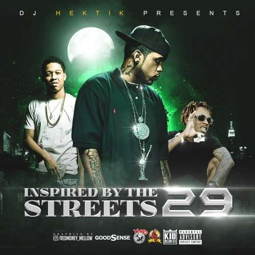 Various Artists - Inspired By The Streets 29