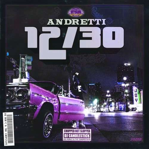 Curren$y - 12/30 (Chopped Not Slopped)