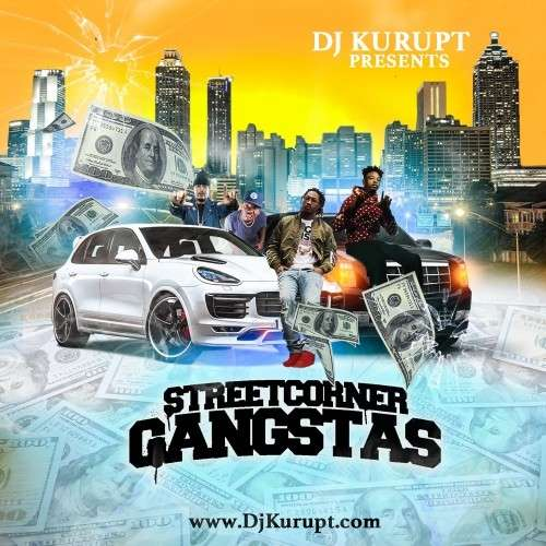 Various Artists - Streetcorner Gangstas