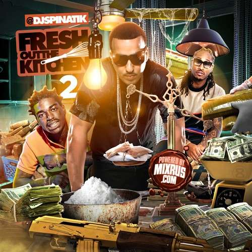Various Artists - Fresh Out The Kitchen 2