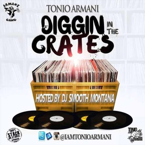Tonio Armani - Diggin In The Crates