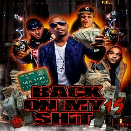 Various Artists - Back On My Shit 15