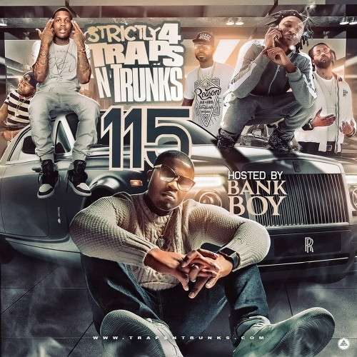 Various Artists - Strictly 4 The Traps N Trunks 115