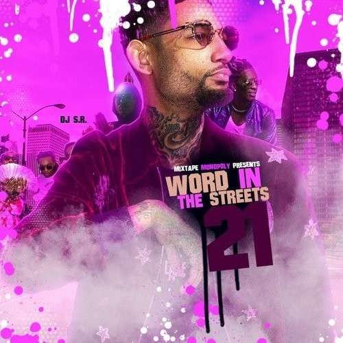 Various Artists - Word In The Streets 21 (Vibe Out Edition)