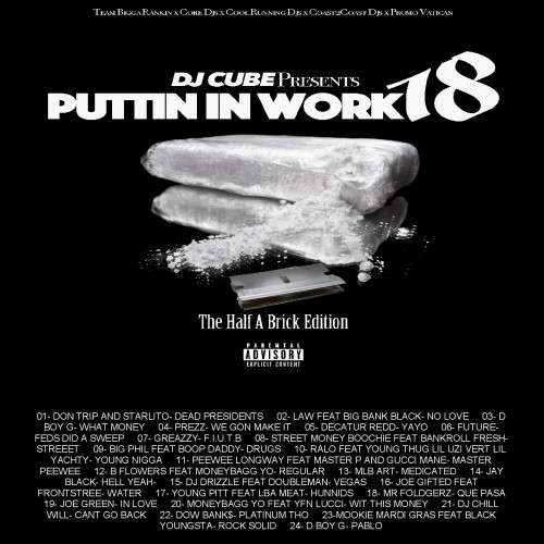 Various Artists - Puttin In Work 18