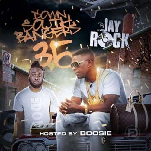 Various Artists - Down South Bangers 35 (Hosted By Boosie Badazz)